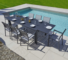 Table de jardin extensible ARGOS