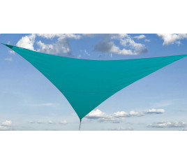 Voile d'ombrage FLY 500 - Bleu canard