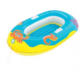 Bateau gonflable junior crabe - Bleu
