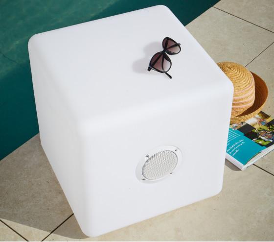 Cube enceinte ZIC CUBE 40