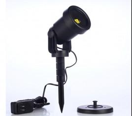 Projecteur laser - Traineau du Père Noël