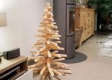 Sapins en bois recyclé